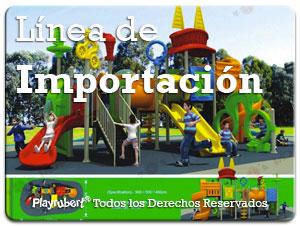PLAYRUBERT - FABRICANTE DE JUEGOS INFANTILES PLAYGROUND